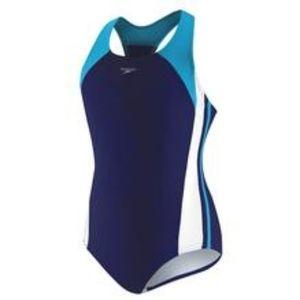 NEW SPEEDO Big Girl's Size 20 Infinity Swimsuit